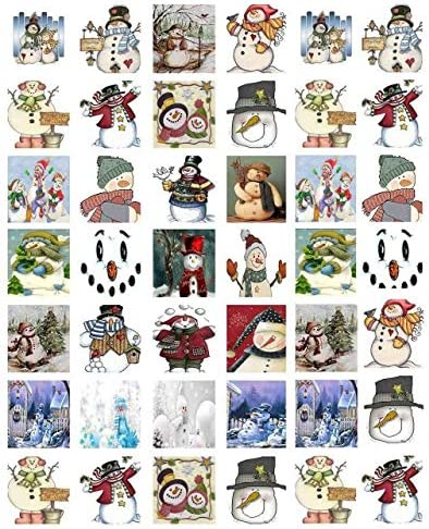 Ceramic Decal Enamel Enamel Decal Glass Decal 28823 or Glass Fusing Decals Looney Cute Reindeer 3 Different Size Sheet Images to Choose from Waterslide Decal Choose Either Ceramic