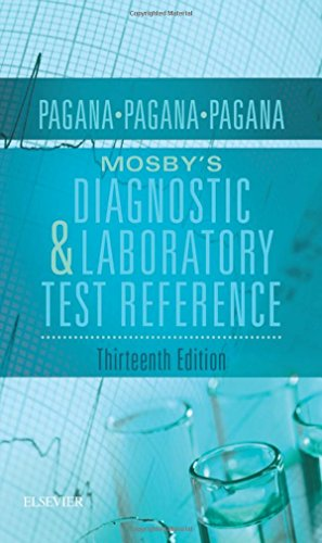 Mosby's Diagnostic and Laboratory Test Reference, 13e