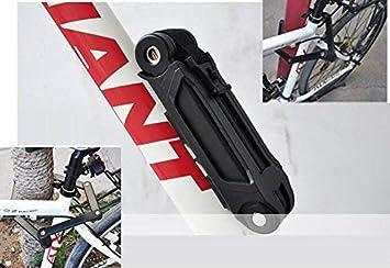Profesional de alta resistencia bloqueo antirrobo de bicicleta ...