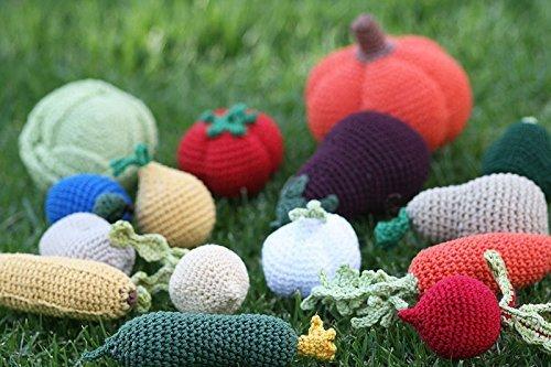 Amigurumi Vegetables : Amigurumi Вязание крючком amigurumi patterns and