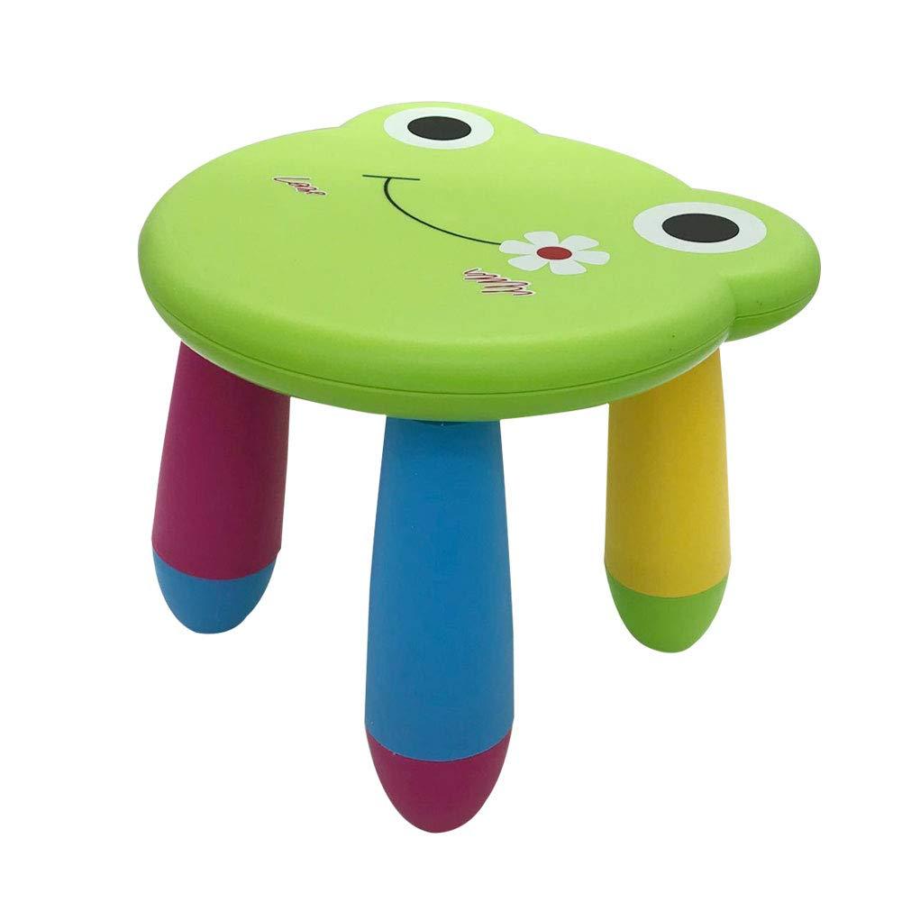 Amazon.com: Taburete infantil plegable de plástico para ...