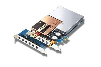 Amazon.com: Onkyo wavio 7.1 CH tarjeta de sonido PCI se ...