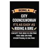 Best City Shirts Friend Funnies - Funny City Councilwoman Design Gift - Poster Review