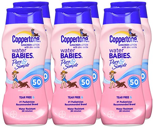 & Sunscreen Lotion SPF 8 fl oz
