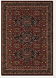 Couristan 4308/0300 Old World Classics Kashkai/Burgundy 2-Feet 2-Inch by 8-Feet 11-Inch Runner Rug Review