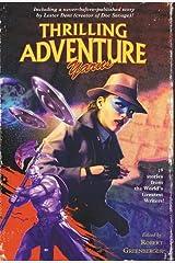 Thrilling Adventure Yarns Hardcover