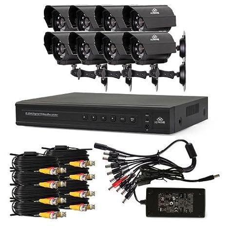 KARE CCTV cámara de seguridad de vigilancia para exteriores ...
