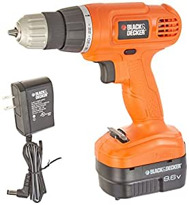 Black & Decker GC960 9.6-Volt NiCad Drill/Driver