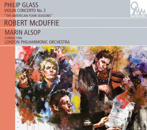 Glass Violin - Glass: Violin Concerto No.2