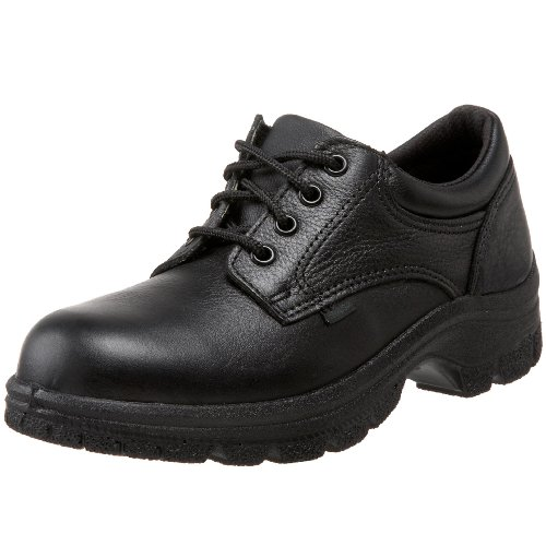 Thorogood Women's Soft Streets Oxford,Black,8.5 M US by Thorogood
