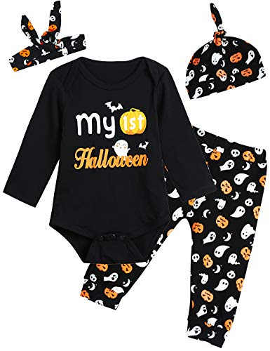 Baby Girl First Halloween Costumes - Shalofer Baby Boys Girls My 1st