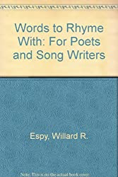 Words to Rhyme With: For Poets and Song Writers