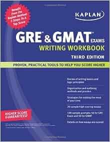 gmat essay book