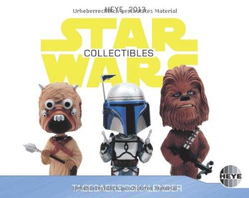 Star Wars Collectibles 2013 Tagesabreisskalender