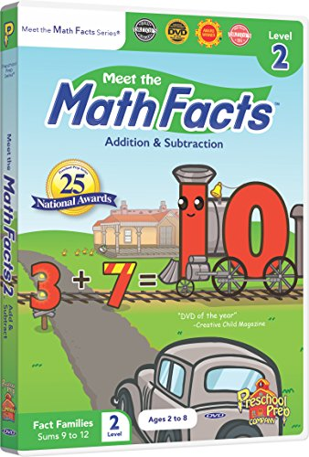 Meet the Math Facts Addition & Subtraction - Level 2