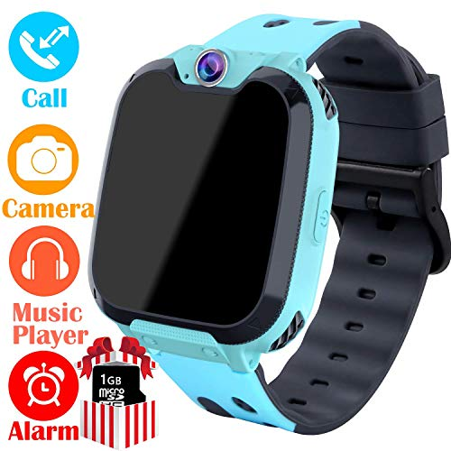 (Kids Games Smartwatches for Boys Girls - 1.54