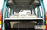 TRAVALL TDG1220 - REJA PARA PERROS / BARRERA SEPARADORA - RENAULT KANGOO (1999-2008)
