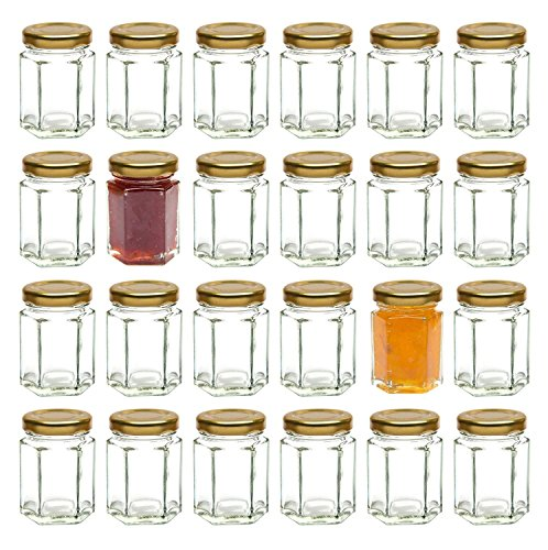glass baby food jars with lids - 7