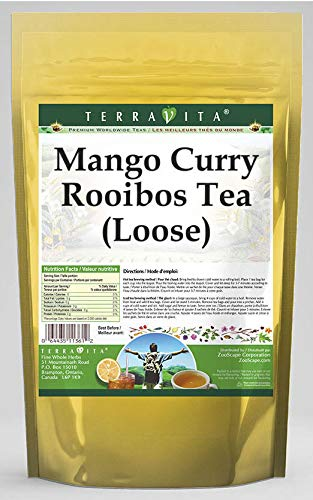 Mango Curry Rooibos Tea (Loose) (8 oz, ZIN: 545831) - 3 Pack