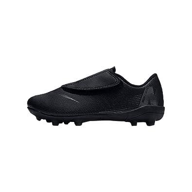 108dafe49fa Nike Kids JR Vapor 12 Club PS (V) MG Black Black Size 10.5
