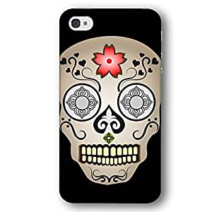 Day of the Dead Sugar Candy Skull For SamSung Galaxy S6 Case Cover Slim Phone Case
