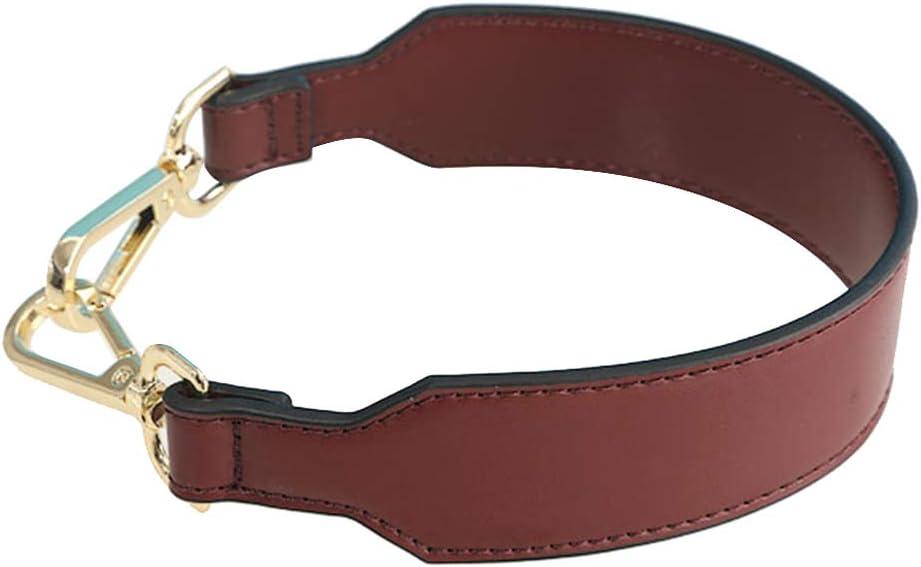 Amorar 41cm Lederband Taschengriffe Kette Schultergurt Taschenhenkel Schulterriemen Riemen Ersatz G/ürtel F/ür Kleine Handtasche Taschenzubeh/ör