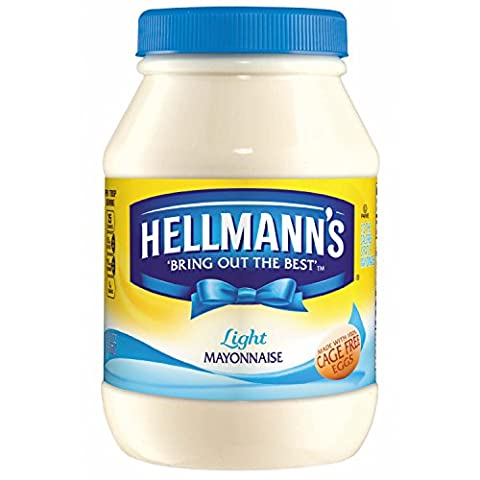 Hellmann's Light Mayonnaise, 30 oz - Ingredients In Mayonnaise