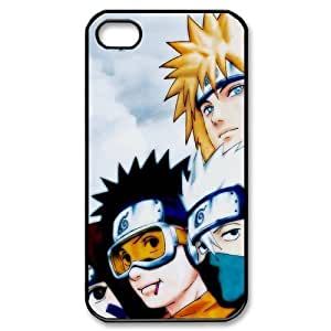 Custombox Naruto Iphone 4/4s Case Plastic Hard Phone case-iPhone 4-DF00600