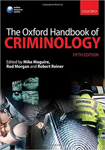 Criminology: a sociological understanding (5th edition): steve e.