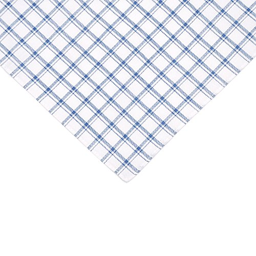 Neatpal 100% Cotton Men's Handkerchiefs Check Pattern Hankies by Neatpal (Image #8)