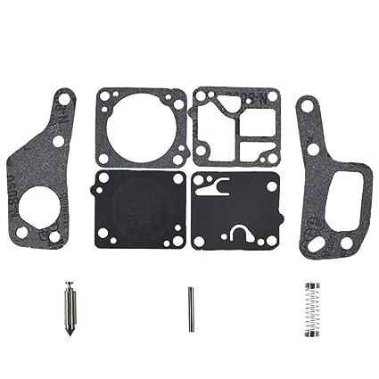 Carbpro Carb Rebuild Kit For Zama M1M7 RB19 McCulloch Chain Saw Mini Mac  110 120 130 140 Carb NEW