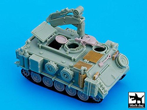 ブラック犬1 : 72 IDF M 113フィッターConversion Set # t72031 B010KMJW9W