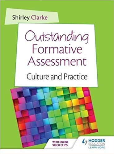Outstanding Formative Assessment Shirley Clarke