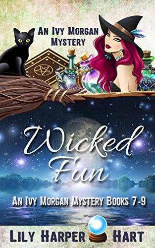 Book Cover Of Wicked Fun An Ivy Morgan Mystery Books 7 9