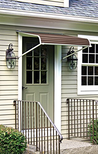 1100 Series Aluminum Door Canopy with Support Arms Review