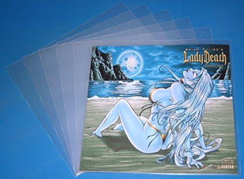 200 St LP Cover Schutzh/üllen 12 Vinyl Langspielplatten 325x325x0,150 die dicken auch f/ür Doppelalbum