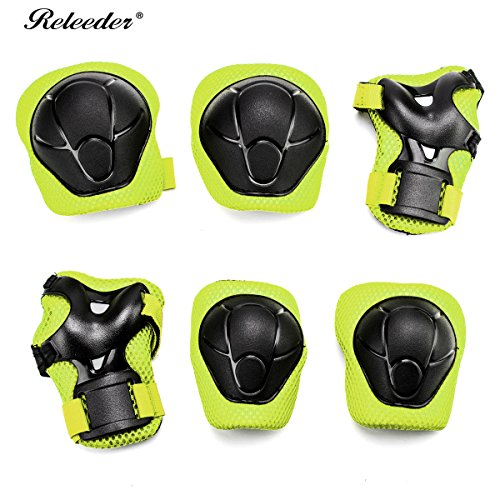 releeder-multi-sports-safety-protection-kids-elbow-knee-wrist-protective-gear-pads-safety-gear-pad-g