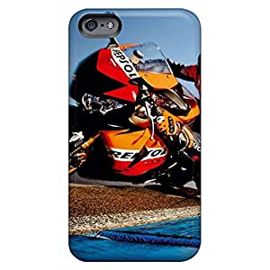 Bumper mobile phone carrying skins Cases Covers Protector For Iphone covers iphone 5 / 5s - honda motorcycle racing