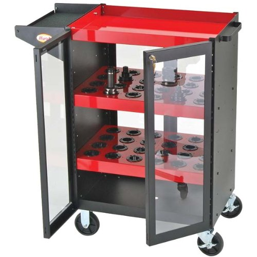 """HUOT SecurityScoot For 100A HSK European style tooling - MODEL #: 16980 Dimensions: 41""""H X 35""""W X 20""""D, 16980"""