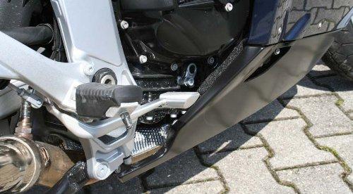 Hornig BMW K12S K13S K13GT Rear Brake Pedal Enlargement HOR (Anodized Rear Brake Pedal)