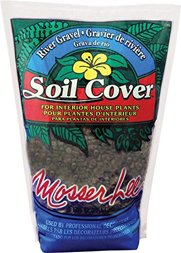 Mosser Lee Decorative Soil Cover Bagged 1.5 Qt (Decorative Soil Cover)