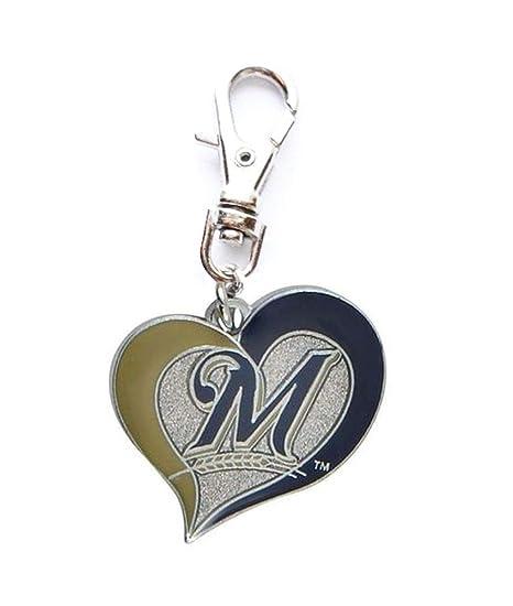 Amazon.com: Heavens Jewelry - Llavero pequeño de Milwaukee ...