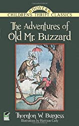 The Adventures of Old Mr. Buzzard (Dover Children's Classics)