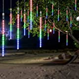 OMGAI Waterproof Meteor Shower Rain Lights - 30cm 8