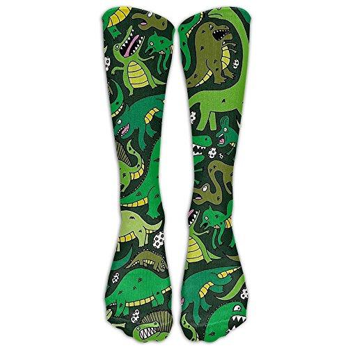 Triceratops Cat Costume (Lovely Dinosaur Compression Socks Tube Socks Athletic Socks Performance Socks Knee Socks Crew Socks Basketball Socks Volleyball Socks)