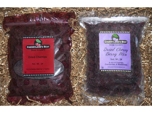Dried Cherries and Dried Berry Mix Gift Pack