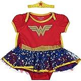 Wonder Woman Baby Girls' Costume Bodysuit Dress