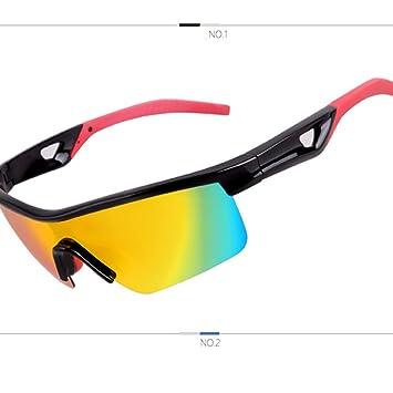 Zebuakuade Gafas de Sol para niños Gafas de Sol polarizadas Deportivas Gafas de Deporte para niños