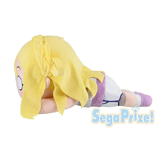 SEGA Love Live Sunshine mega jumbo Nesoberi Mari Ohara practice clothes 40cm