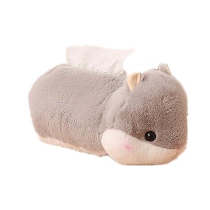weiju fmcszh918 hámster de peluche tejido cajas, juego de toallas, diseño de hámster de